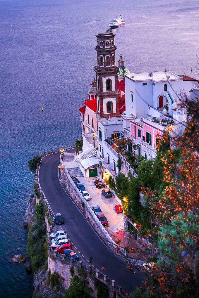 Atrani, The Amalfi Coast
