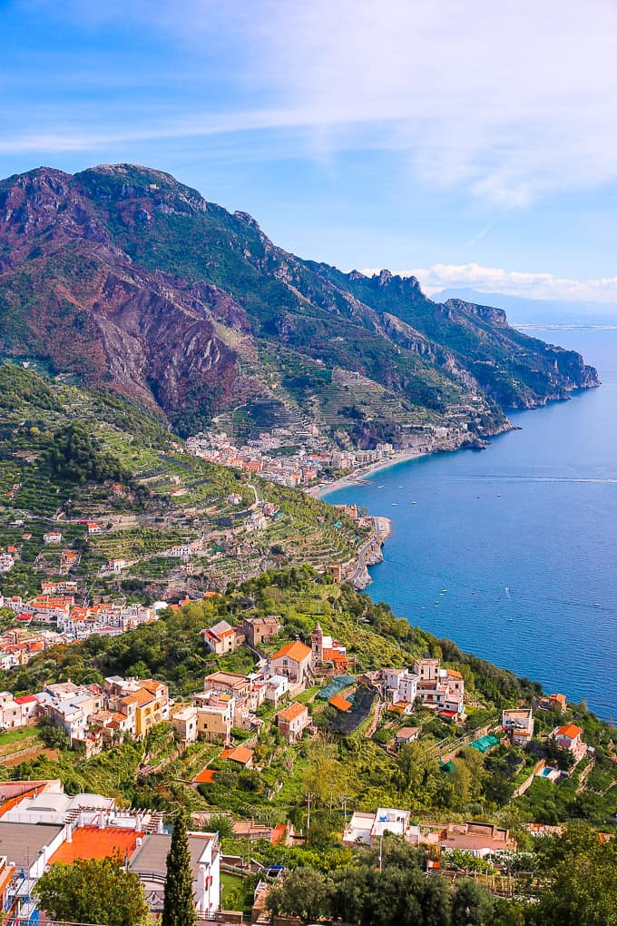 Ravello, Italy Amalfi Coast