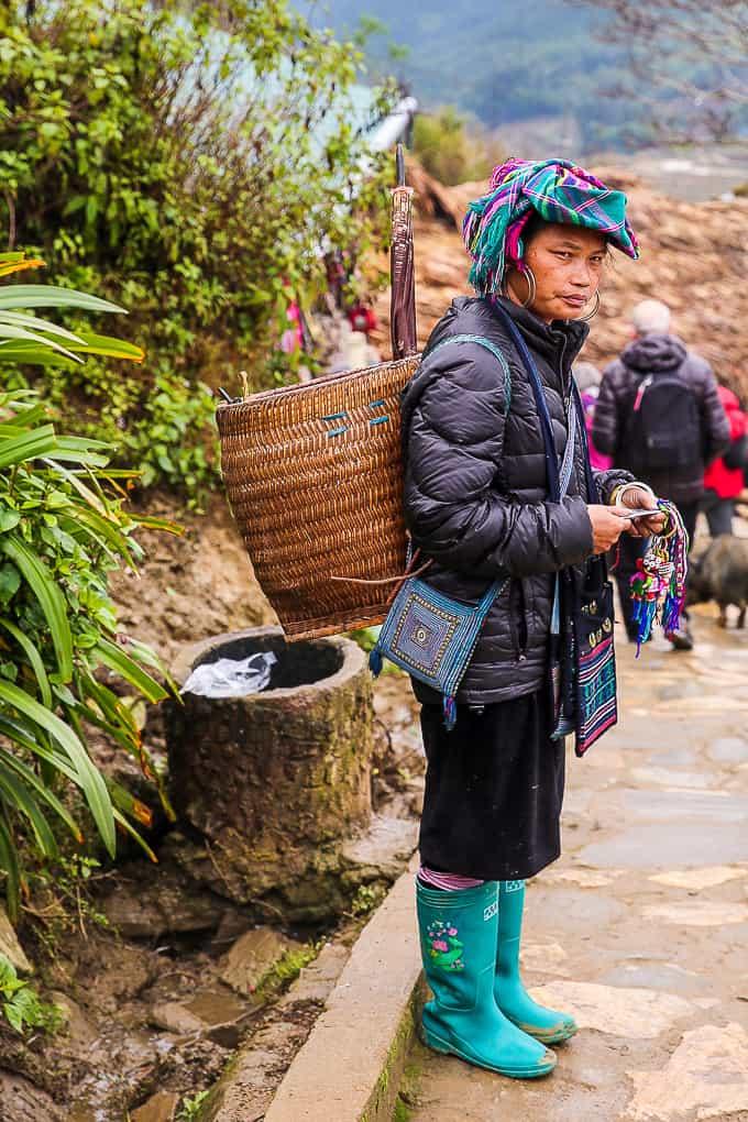 Cat Cat village, Vietnam