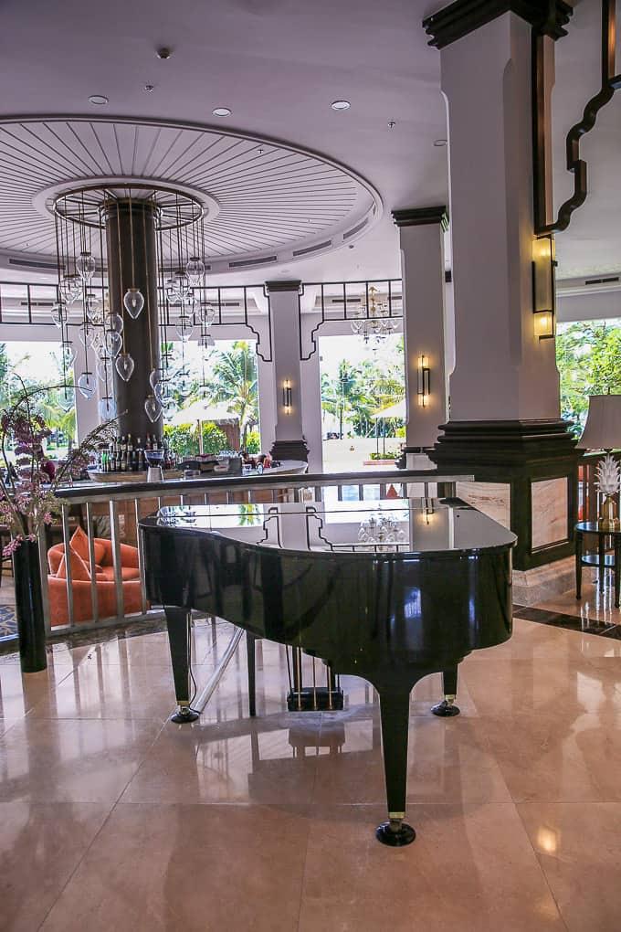 Interior at Vinpearl Resort, Phu Quoc, Vietnam
