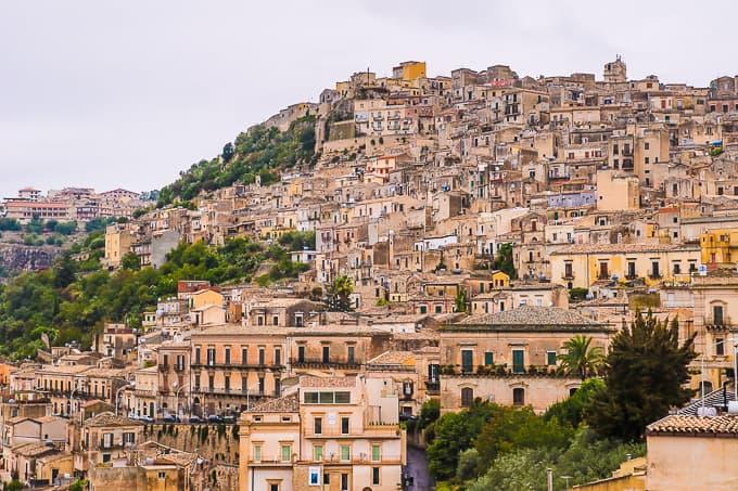 Modica, Sicily, Italy