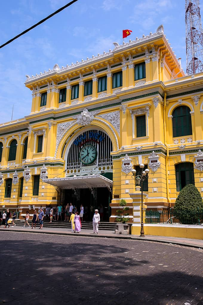 Saigon Central Post Office