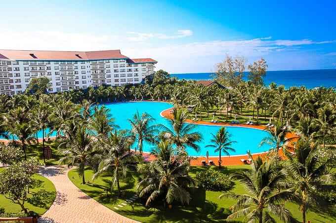 Vinpearl Resort, Phu Quoc island, Vietnam