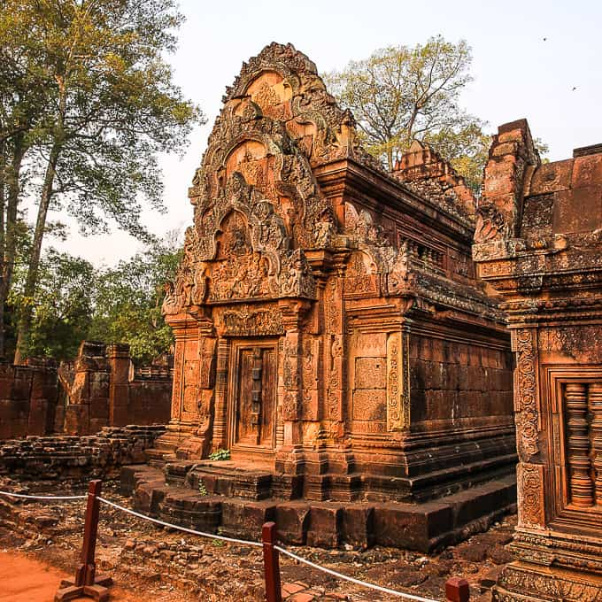 Banteay Srei (Lady Temple), Cambodia