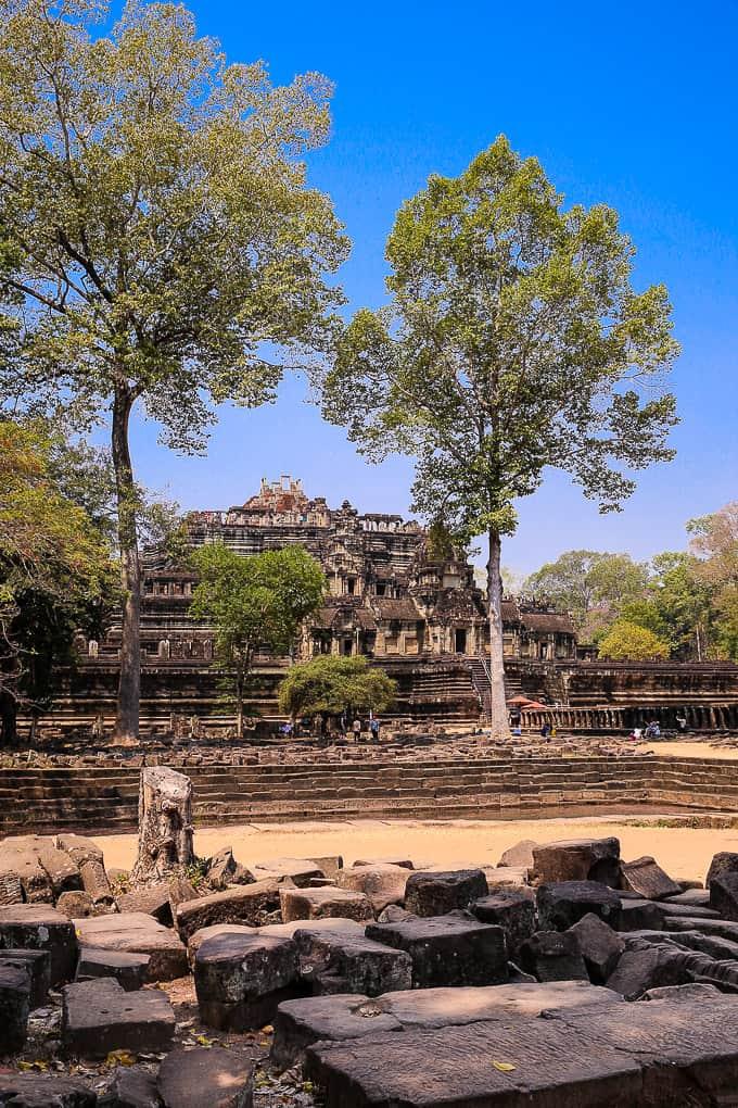 Baphuon, Cambodia
