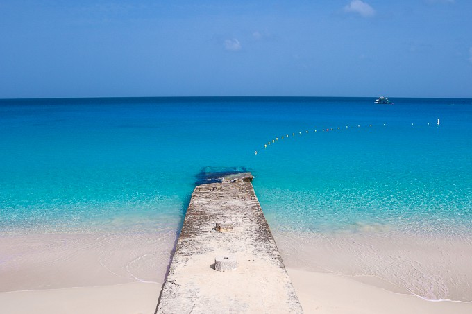 beach in Barbados