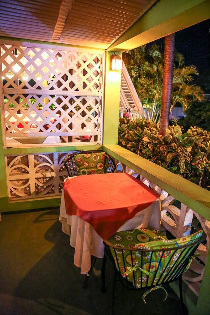 Cariba Restaurant, Barbados