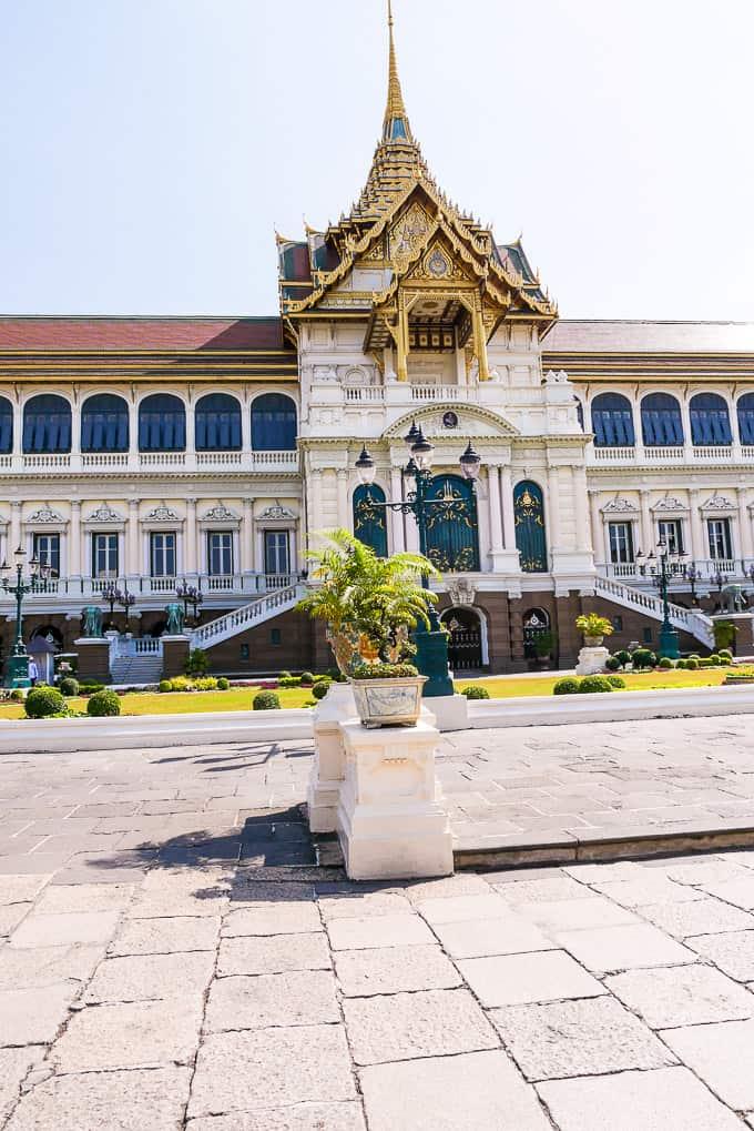 Chakri Maha Prasat in the Grand Palace, Bangkok
