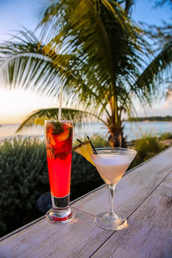 Drift Ocean Terrace Lounge, Barbados