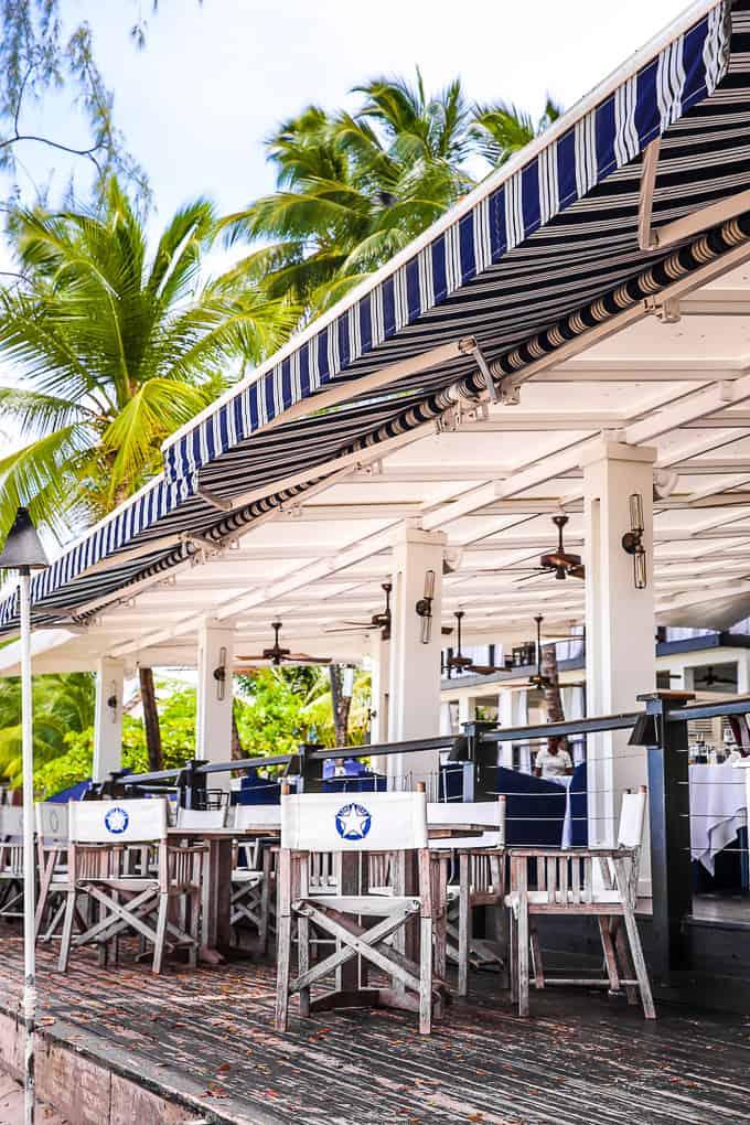 Lone Star Restaurant, Barbados
