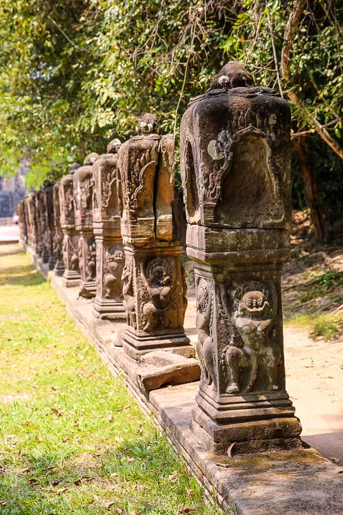 Road to Preah Khan