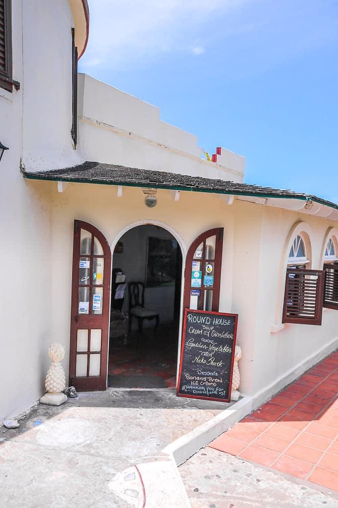 Round House Restaurant, Barbados