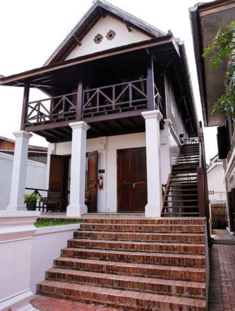 Victoria Xiengthong Palace, Luang Prabang, Laos