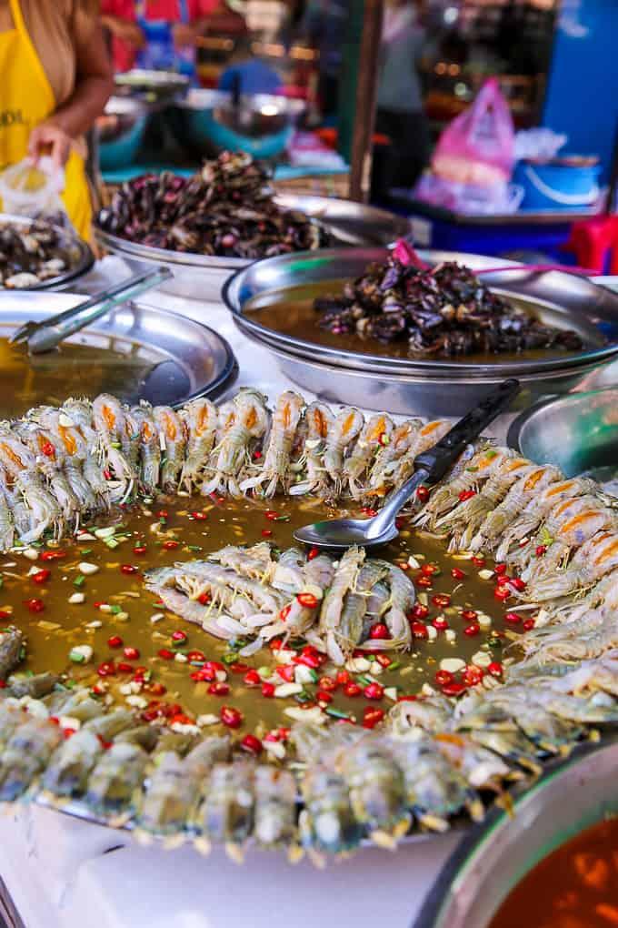 Markets in Bangkok