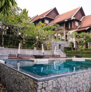 Kiridara hotel, Luang Prabang, Laos