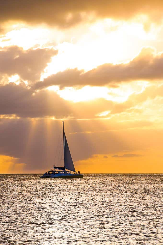 Sunset Boat Cruise Barbados