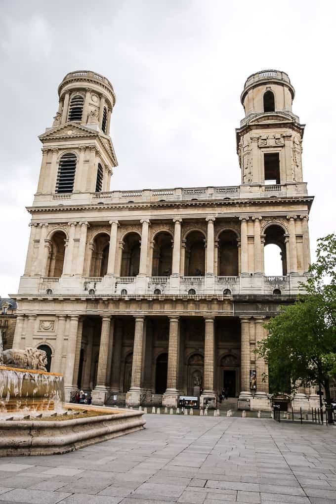 Église Saint-Sulpice, Paris