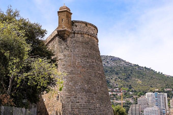 Fortress, Rock of Monaco