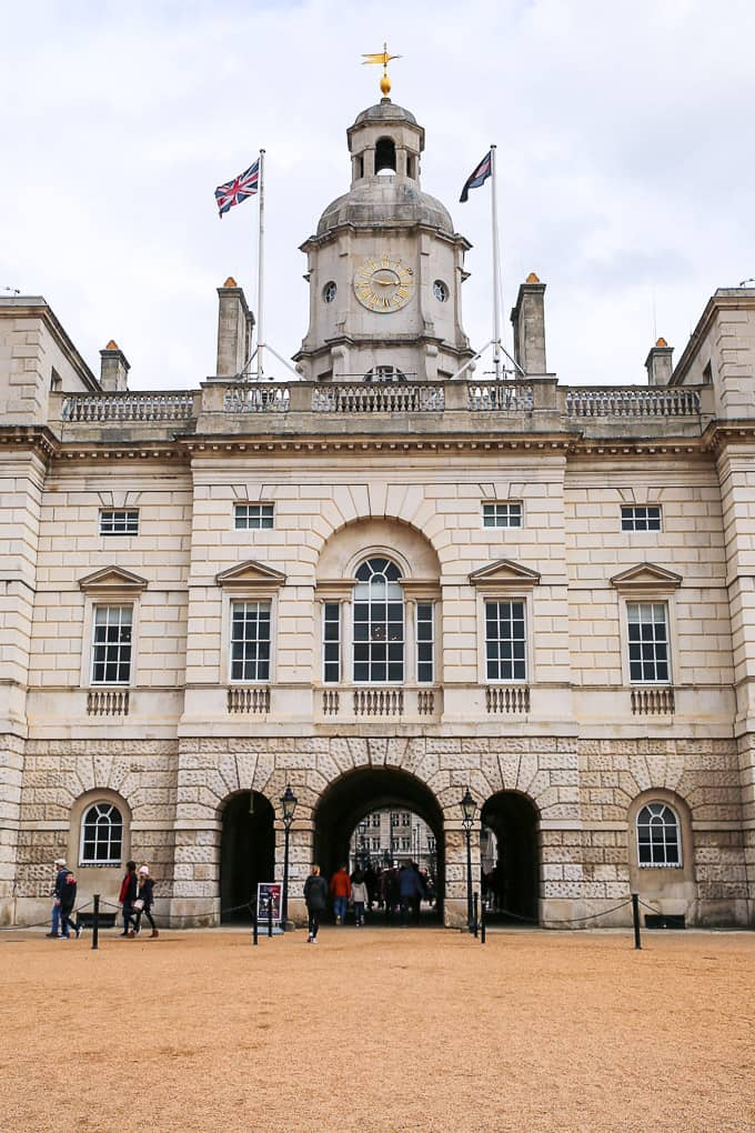 Horse Guards Building, London