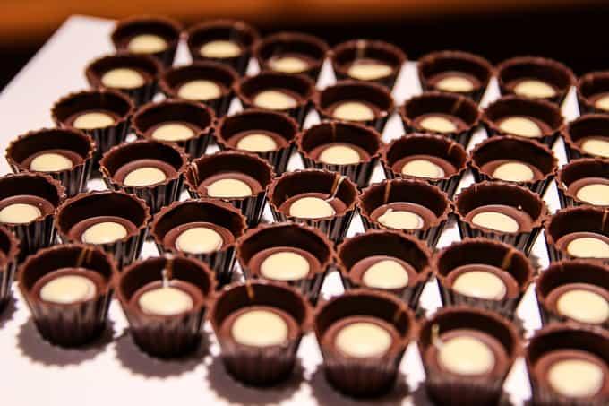 Chocolate Tasting, Maison Cailler, Switzerland