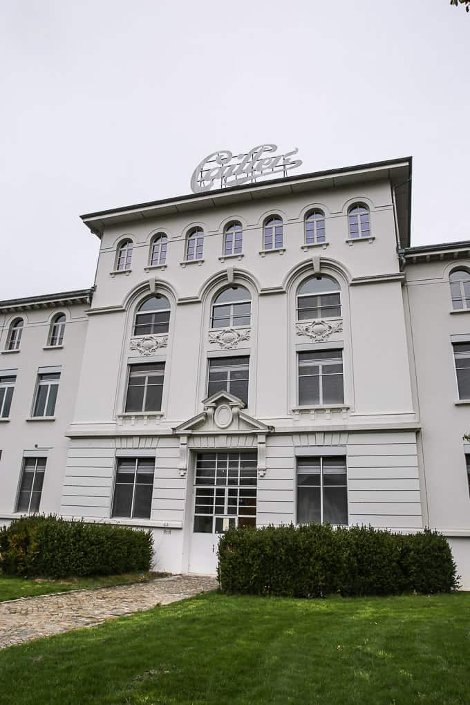 Maison Cailler, Switzerland