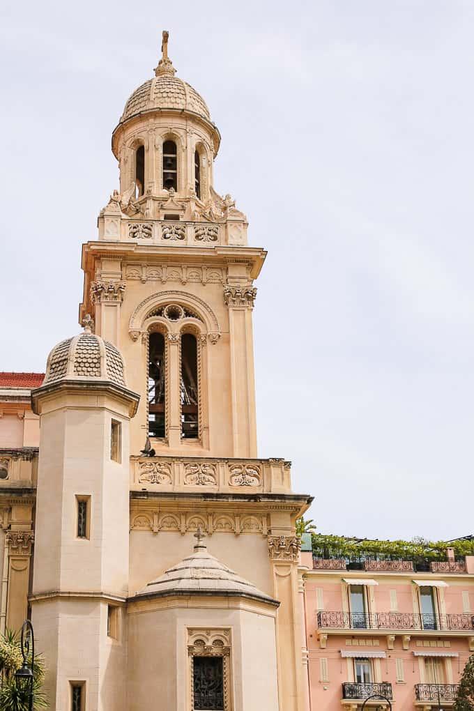 Architecture, Monaco