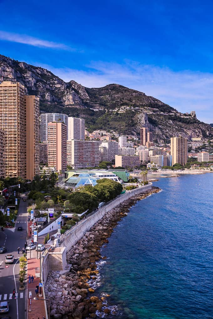 Monaco Architecture