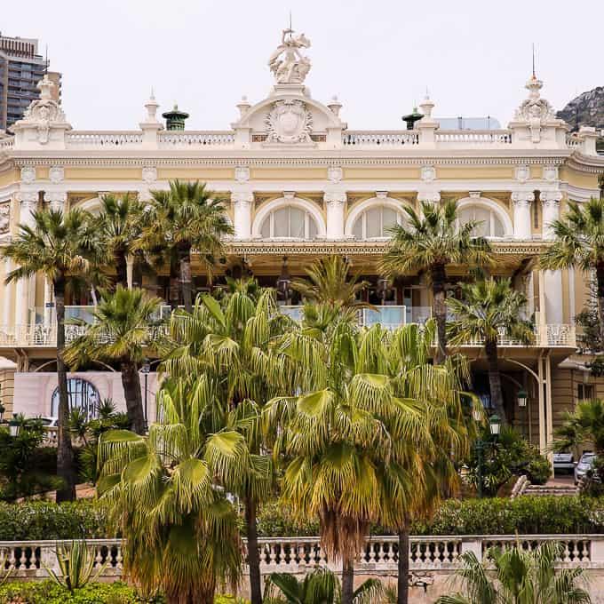 Architecture in Monaco