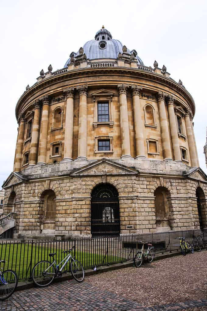 The Radcliffe Camera, Oxford University
