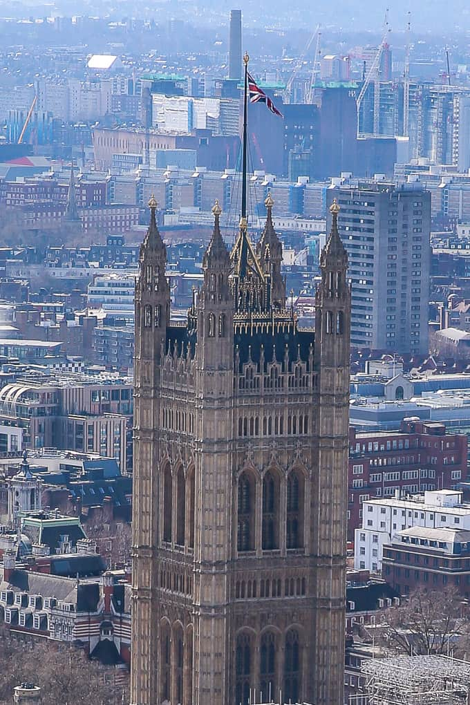 Victoria Tower, London