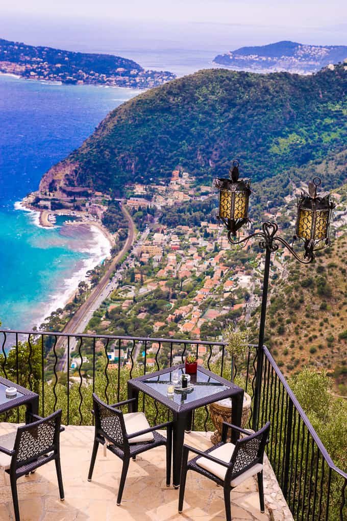 Chateau Eza, Eze Village, France